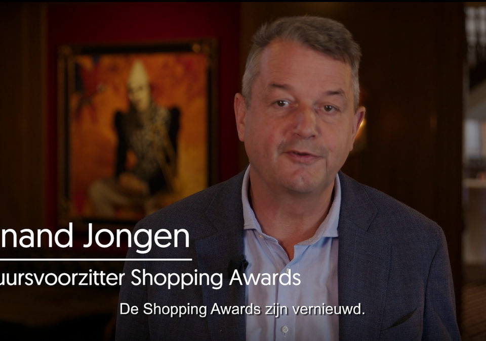 Shopping Awards vernieuwd
